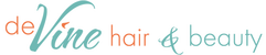 deVine Hair & Beauty Logo